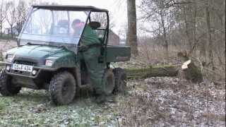Polaris skidder 6x6