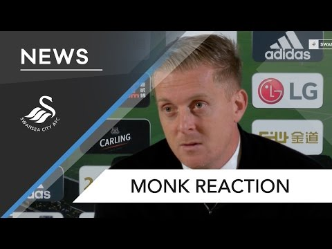 Swans TV - Reaction: Monk on Leicester