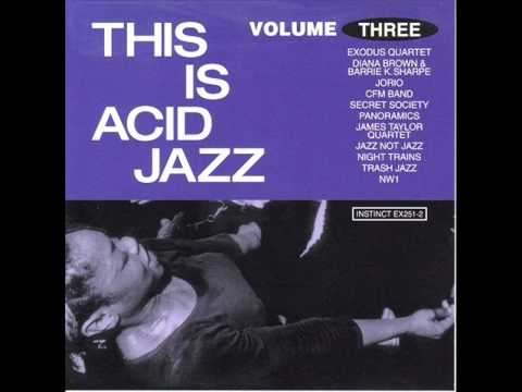 This Is Acid Jazz - Inner Space / Soundscape