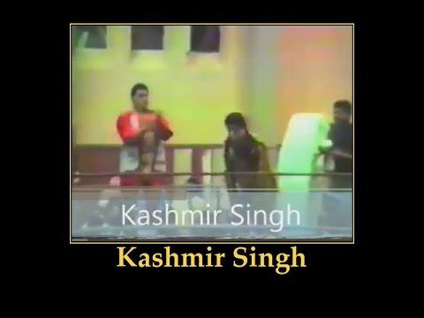 Kashmir Singh & Dalbir Singh v William Regal & Hammer Tag Match