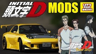 INITIAL D MODS ASSETTO CORSA - CARS + TRACKS + HUD + FREE DOWNLOAD