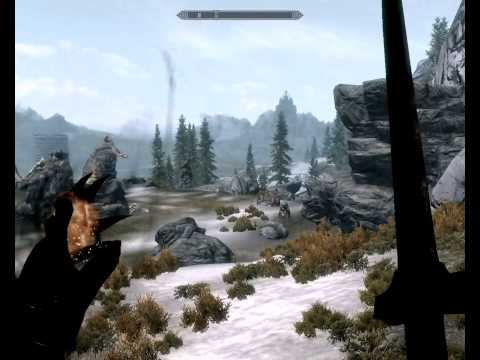 Skyrim - Wooden Sword (Legendary)