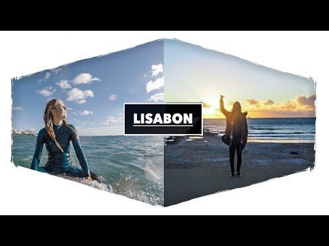 NA SKOK DO LISABONU - surfování, přejídání a WebSummit