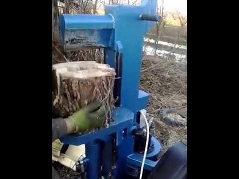 hidraulicni cepac za drva
