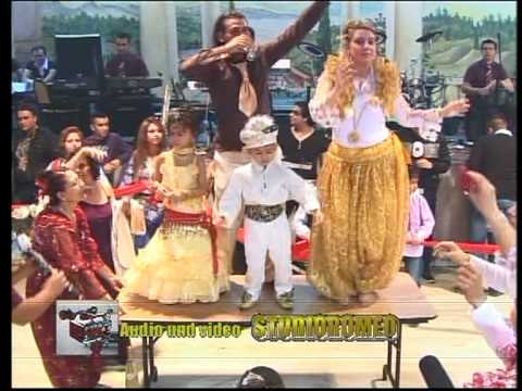Ромска сватба между деца