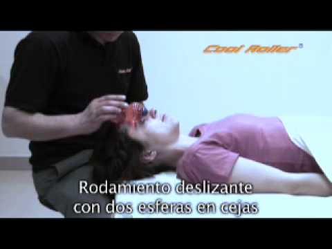 Cool Roller.Nueva técnica CTS.Tratamiento cara y cuello.