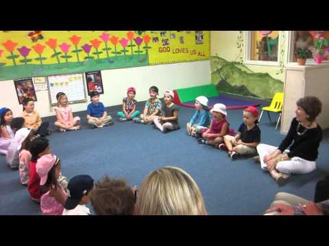 Village Preschool Spring Tea Vid 2 - 05/24/2014