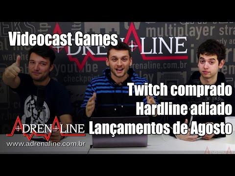Videocast Games: Google compra Twitch TV, a