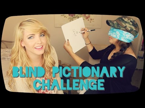 Blind Pictionary Challenge | Fall Edition