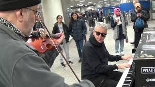Pianist Meets A Viola Player Magic Duet Occurs
