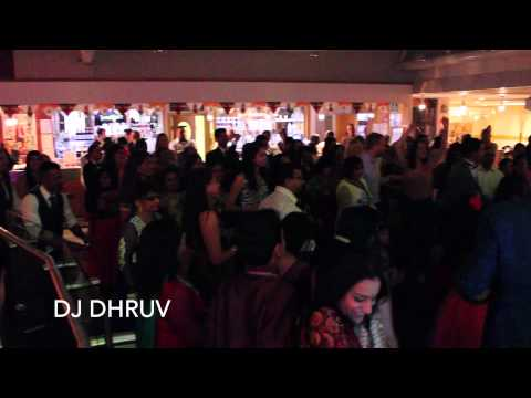 DJ Dhruv alongside Varsity music - (2014) The Great British Raaj 40th birthday ( Birmingham)
