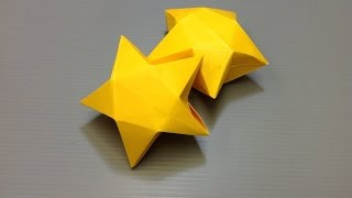 Easy Origami | Origami For Kids | How To Make A Paper Star