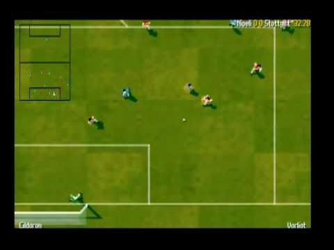 Total Soccer (Net Yaroze Project) - Official UK Playstation Magazine 41