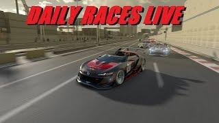 GT Spot Daily Races - Live