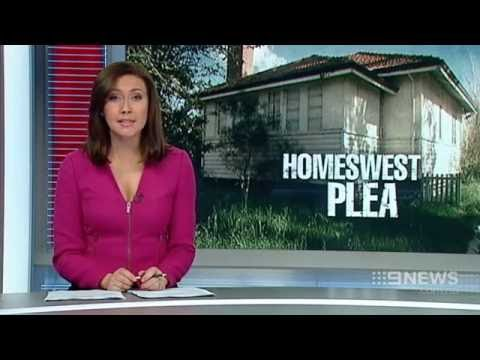 Homeswest Plea | 9 News Perth