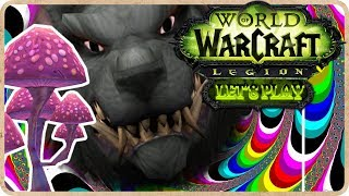 World of Warcraft Let's Play FR EP.09 : Même sous champignons j'assassine !