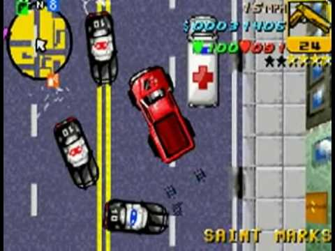 GameSpot Review: Grand Theft Auto Advance (GBA)
