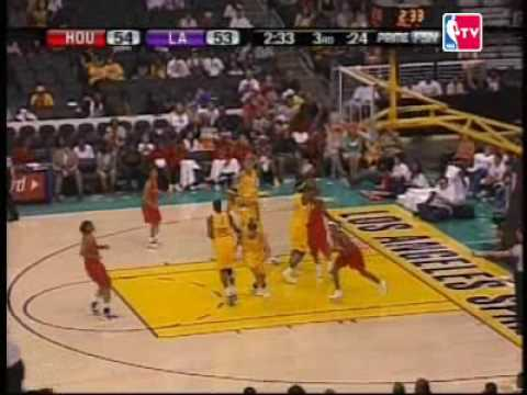 WNBA - Houston vs Los Angeles Video