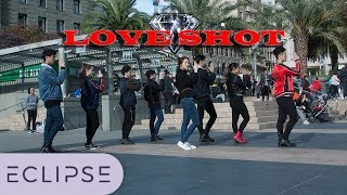 [KPOP IN PUBLIC] EXO 엑소 - Love Shot Full Dance Cover [ECLIPSE]