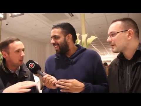 Jason Maza & Nick Nevern (the Hooligan Factory) Talk To Kugan Cassius  'chloe' Salon Launch video