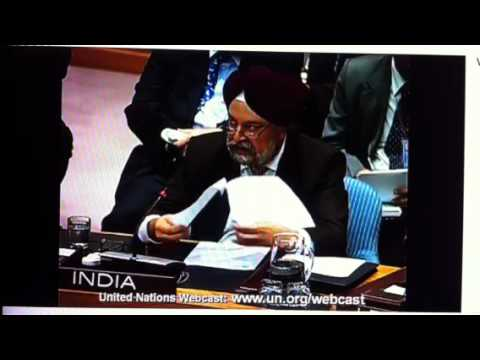 Considering Brutal NATO Aggression Against Libya India Abstains from UNSC Action  Against Syria