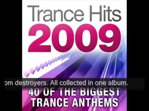 Trance Hits 2009 - 40 of the biggest Trance Anthems klip izle