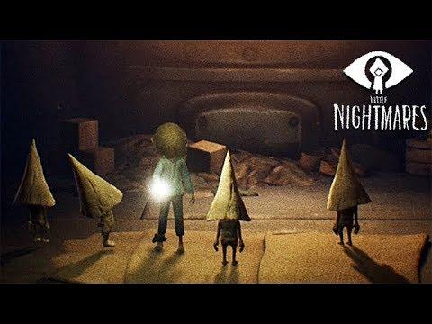 ТЯЖЕЛАЯ ЖИЗНЬ БРИГАДИРА ► Little Nightmares