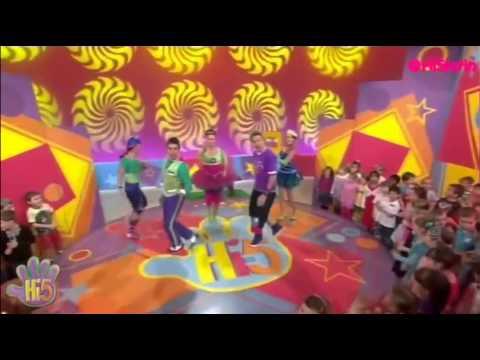 Hi-5 - Todos Canções Temporada 2010 (portugues) video