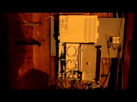 verizon fios router orange light - reset ONT