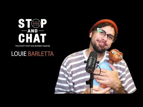 Louie Barletta Stop And Chat | The Nine Club With Chris Roberts