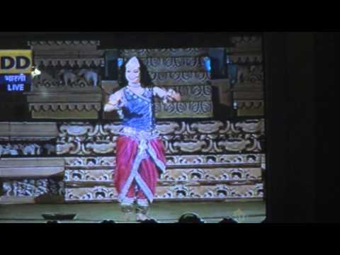 Vishal Krishna - Khajuraho dance Festival 2014 - 3