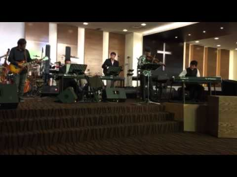 Tabernacle Family Band feat Henry Lamiri ( a moment in time