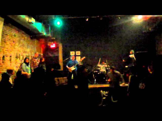 Paper Trail live at the Morgan Brooklyn NY 2/3/13
