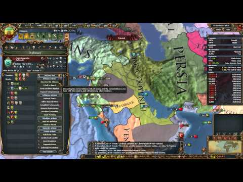 Tunis, You Ass (27) - Let'splay - Ethiopia, Prester John Euiv video