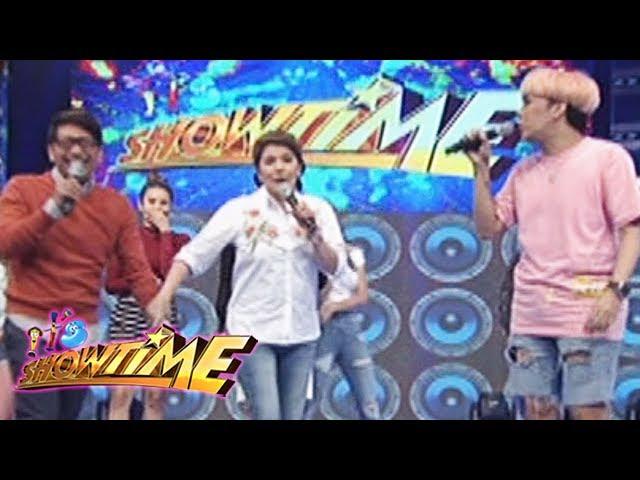 It's Showtime: Vice Ganda and Jhong Hilario's funny quarrel