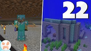 BRAND NEW PROJECTS! | Minecraft Lets Play 22