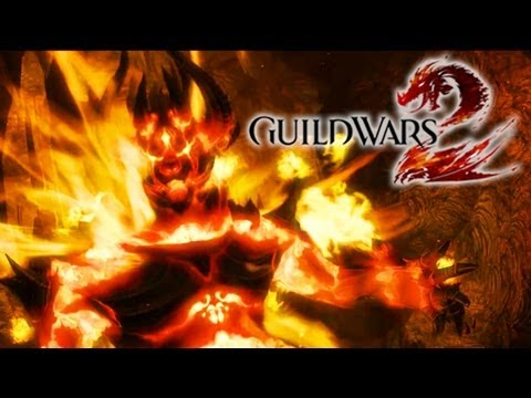 Citadel of Flame - Guild Wars 2 Dungeon