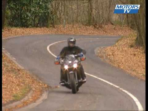 Bike test: HONDA DN 01
