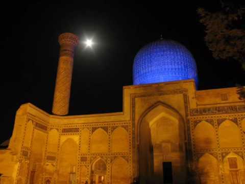 Traveling Uzbekistan [Silkroad Samarkand]