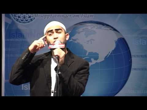 Nasheed Concert at Peace Conference Scandinavia - Kamal Uddin