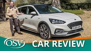 Ford Focus Active - The best Crossover of choice for 2019?