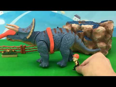 Achelousaurus Toy Family Fun Surprise Toys Bad dog toy : Don't take Buster's Bones Game