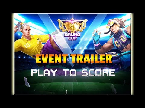 BRUNO CUP 2018 TRAILER - FREE SKINS AND HERO - MOBILE LEGENDS NEWS