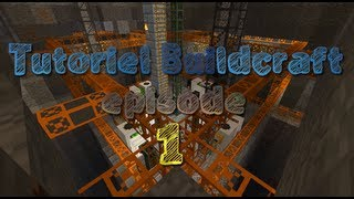 "Minecraft : Tutoriel BuildCraft / ép 1 ""Les Transport"""