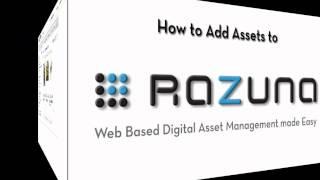 How to Add Assets to Razuna