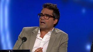 David Batra lackar ur på GPS-rösten - Parlamentet (TV4)