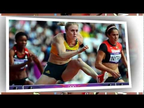 Sally Pearson Wins GOLD!!!