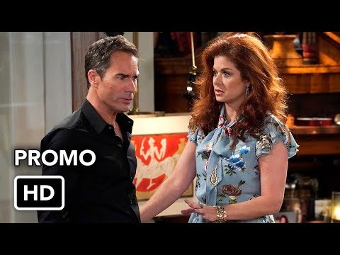 "Will & Grace 9x10 Promo ""The Wedding"" (HD)"