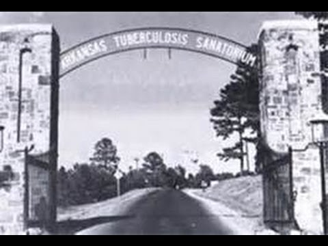 The Arkansas Tuberculosis Sanatorium (This Is Arkansas: What Remains)