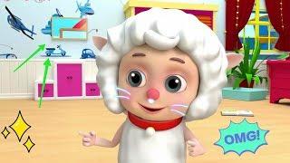 Johny Johny Yes Papa Song ¶¶¶¶| Kids Learning TV TOP Nursey Rhymes|